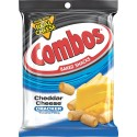 Crackers au cheddar - Combos Cheddar Cheese Crackers