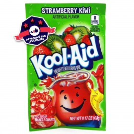 Sachet de Kool Aid Kiwi Strawberry