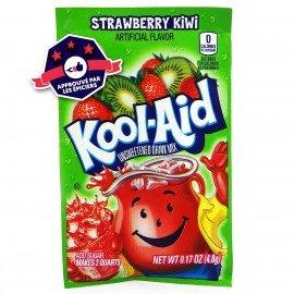 Sachet de Kool Aid Kiwi - Fraise