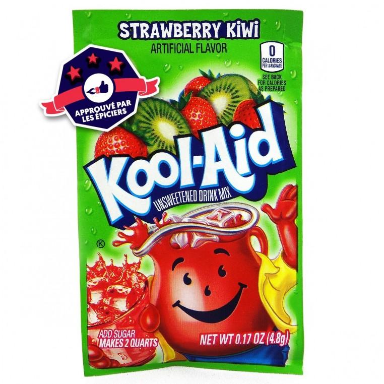 Sachet de Kool Aid Kiwi Strawberry
