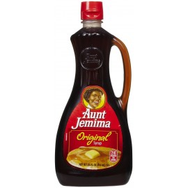 Sirop pour Pancakes - Aunt Jemima - Original Syrup - 710ml