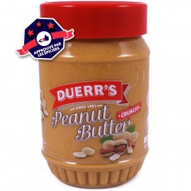 Beurre de cacahuètes Crunchy - Duerr's