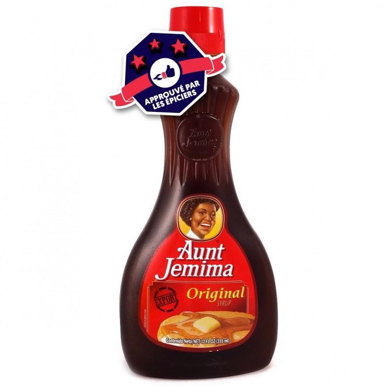 Sirop Aunt Jemima pour Pancakes - 355ml