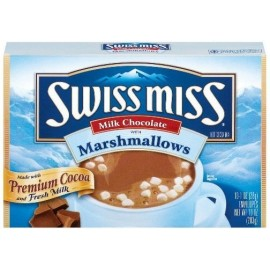 Swiss Miss Chocolate With Marshmallow