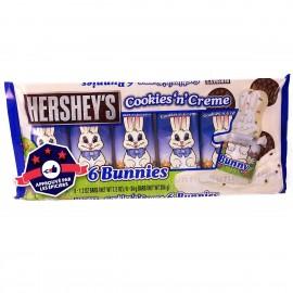 Hershey's - 6 Lapins Cookies'n'Creme