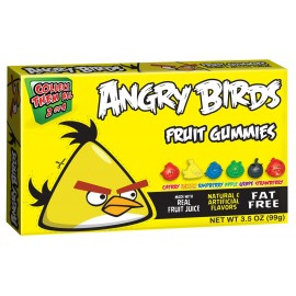 Angry Birds Gummies Yellow