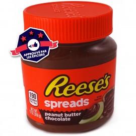 Pâte à tartiner beurre de cacahuètes et chocolat - Reese's Spread