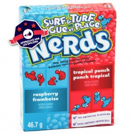 Nerds Surf & Turf