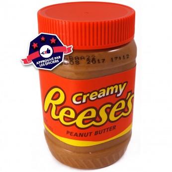 Reese's - Beurre de cacahuètes - 510g