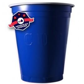 20 x Blue Cups - 18oz