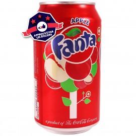 Fanta Pomme - 355ml