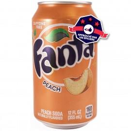 Fanta Pêche - 355ml