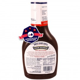 Sauce Sweet Baby Ray's - Kickin' Bourbon