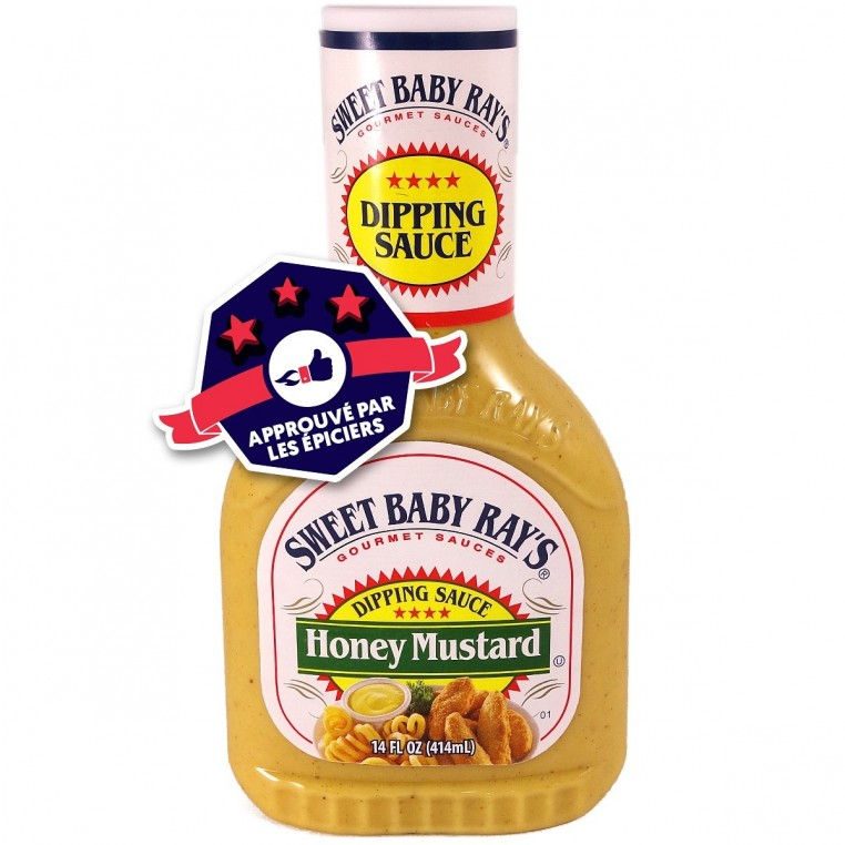 Sauce Sweet Baby Ray's - Honey Mustard