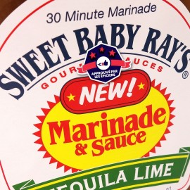 Marinade Sweet Baby Ray's - Tequila Lime