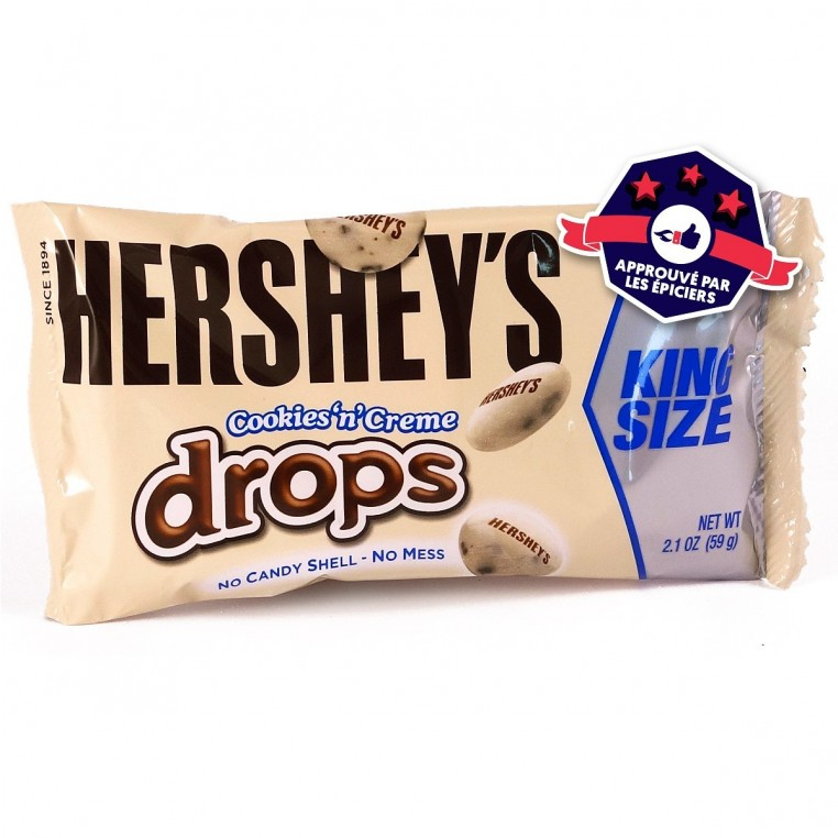 Hershey Drops - Cookie'n'Creme
