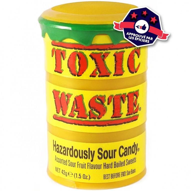 Toxic Waste - Bonbons Acidulés - 42g