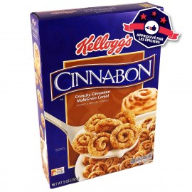 Cinnabon Cereals - Kellogg's