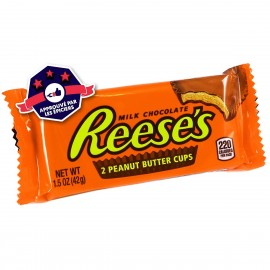 Reese's - 2 peanut butter cups - 42g