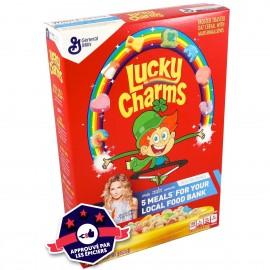 Céréales Lucky Charms - 326gr