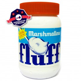 Fluff Vanille - Pâte à tartiner au Marshmallow