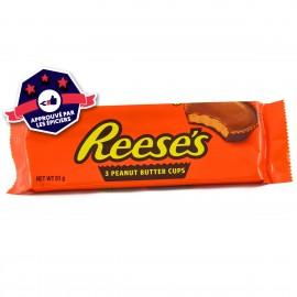 Reese's sachet de 3 tartelettes Chocolat / Beurre de cacahuètes