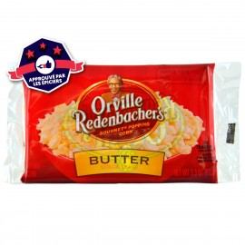 PopCorn micro-ondable Orville Microwave Butter - 93,3g