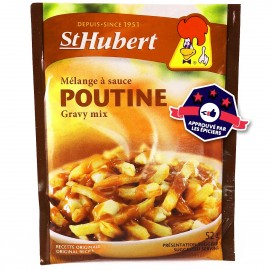 St Hubert - Sauce Poutine déshydratée - 52 g