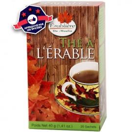 Thé à l'érable - Erablière du Moulin