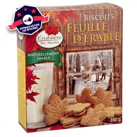 Biscuits feuille d'érable - 350g