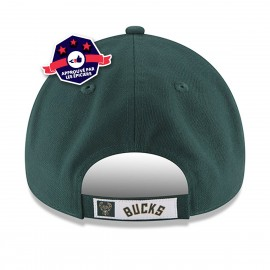 Casquette - Milwaukee Bucks - New Era