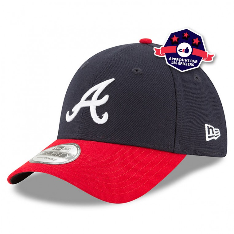 Casquette - Atlanta Braves - New Era