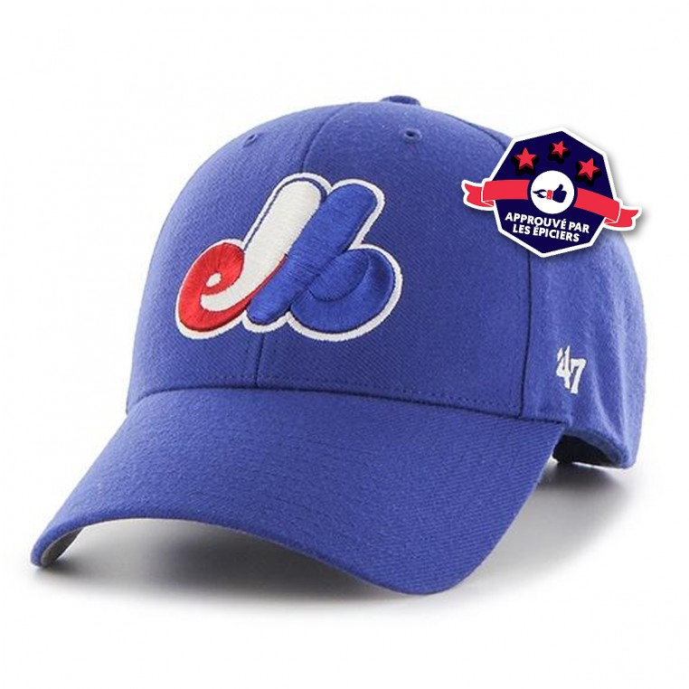 Casquette '47 - Montreal Expos