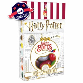 Bonbons Harry Potter - Bertie Botts - Jelly Belly