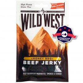 Beef Jerky - Honey BBQ - Wild West - 70g