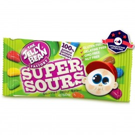 Jelly Beans Factory - Super Sour - 50g