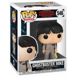 Funko Pop - Ghostbuster Mike - 542