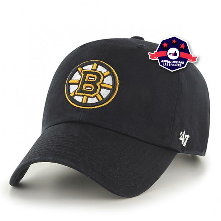 Casquette - Boston Bruins - '47 Clean Up