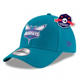 Casquette New Era - Charlotte Hornets - 9Forty