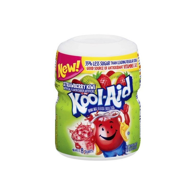Boîte de Kool Aid Kiwi Strawberry
