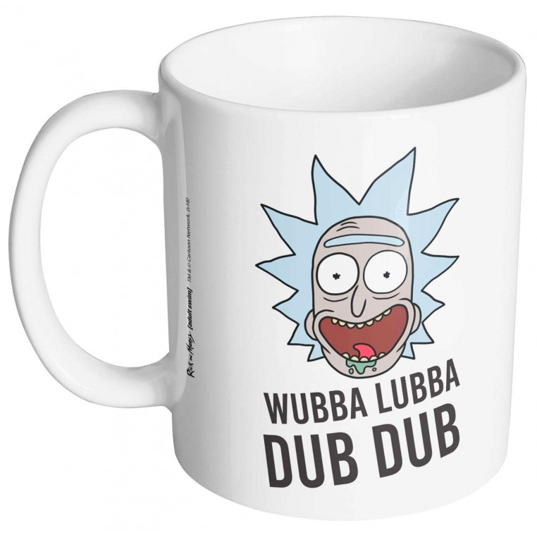 Mug - Rick & Morty