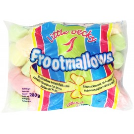 Marshmallows fruits - Litlle Becky