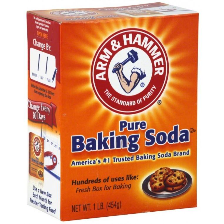 Pure Baking Soda - Arm & Hammer
