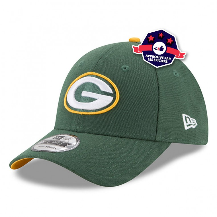 Casquette - Green Bay Packers - 9Forty