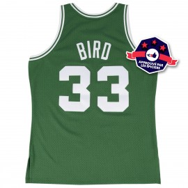 Jersey Swingman - Larry Bird - 33