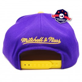 Snapback - LAKERS - Satin Fused