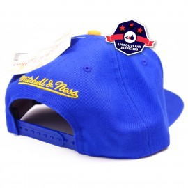 Snapback - Warriors - Mitchell & Ness