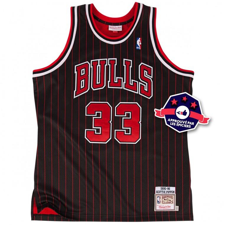 Jersey Authentique - Scottie Pippen - 33