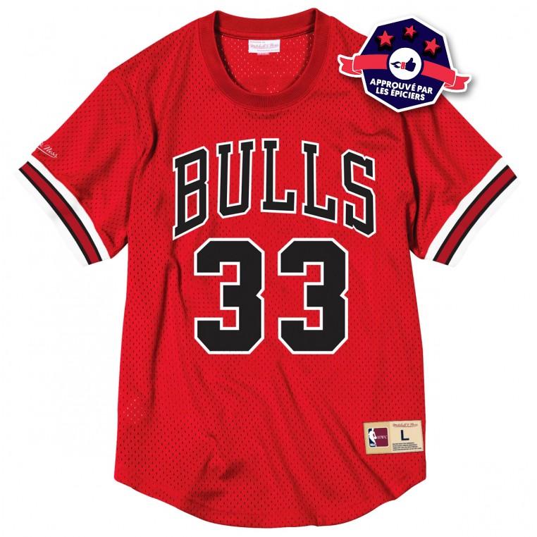 T-shirt Crewneck - Scottie Pippen - Mitchell & Ness
