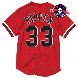 T-shirt Crewneck - Scottie Pippen - Mitchell & Ness